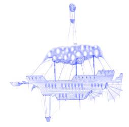 Airship Concept by Garsondee