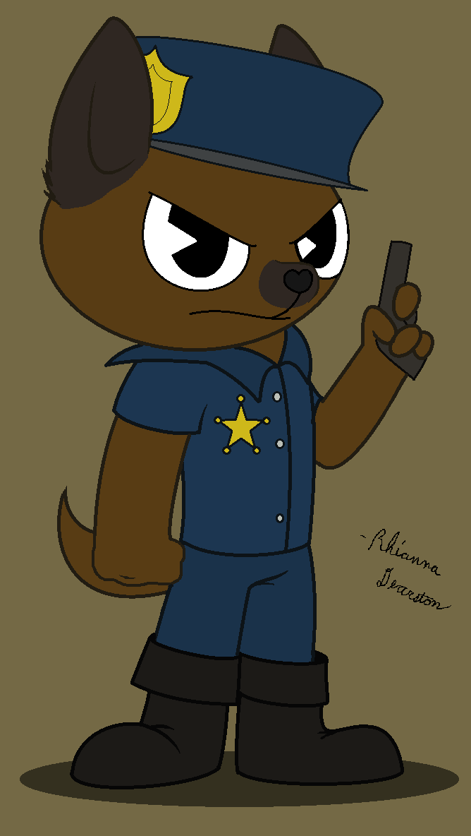 Buster (HTF OC) by Pupster0071