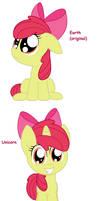 AppleBloom - All Pony Races