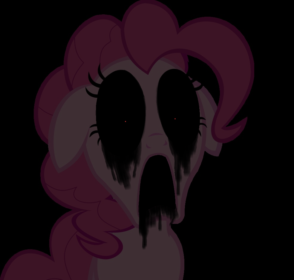 Pinkie screamer by Pupster0071