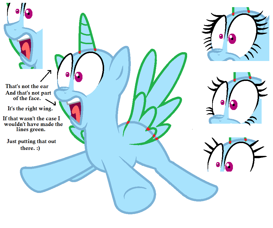 Mlpfim Base Scared Silly By Pupster0071 On Deviantart
