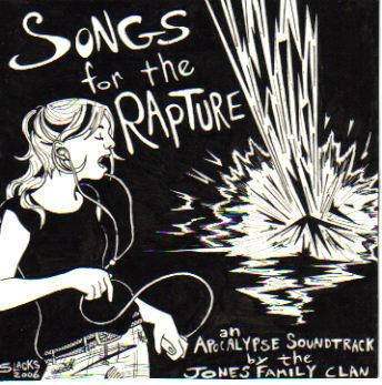 Songs For the Rapture by the-reconquista