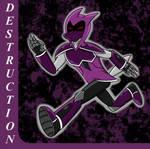 Destruction - T.U.F.F. Mission X