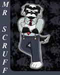 Mr. Scruff - T.U.F.F. Mission X