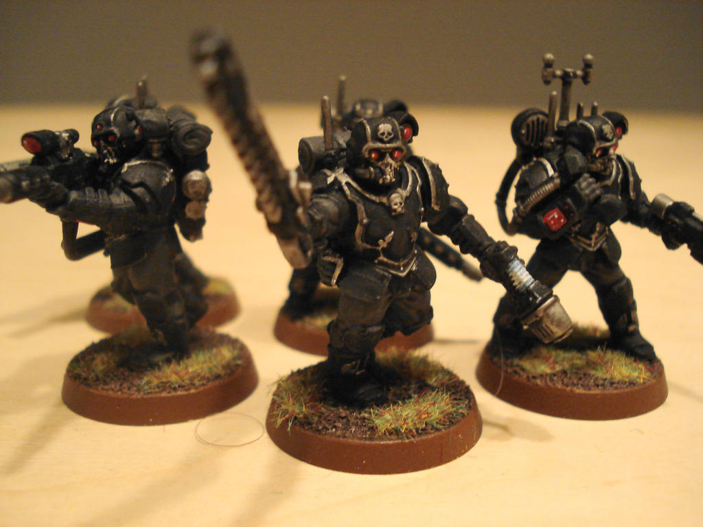 Militarum Tempestus Scions By Angorn460 On Deviantart