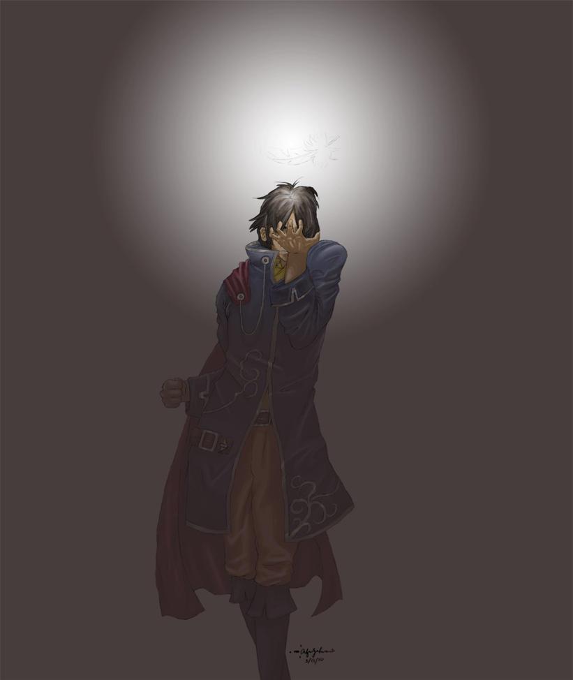The Light by anfu-yukiro