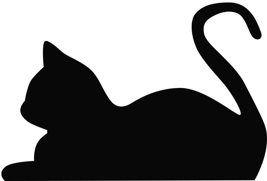 Cat Cutout By Swifthawk On DeviantArt