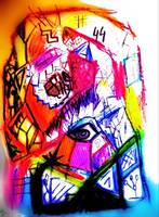 egocentric narcissistic egoismus by kovalewski