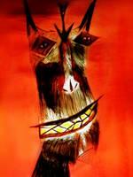 Great Horned King by kovalewski