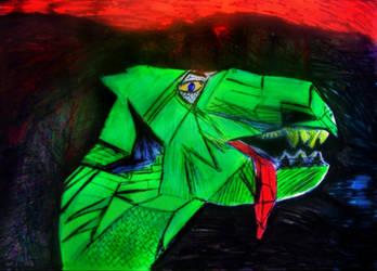 The Dragon by kovalewski