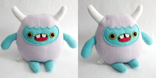 Donk - Monchi Monster Plush by yumcha