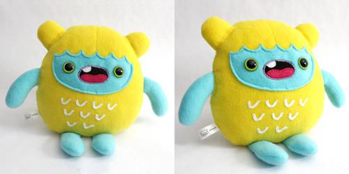Pon Pon - Monchi Monster Plush by yumcha