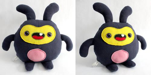 Brenny - Monchi Monster Plush by yumcha