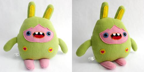 Zandy - Monchi Monster Plush by yumcha
