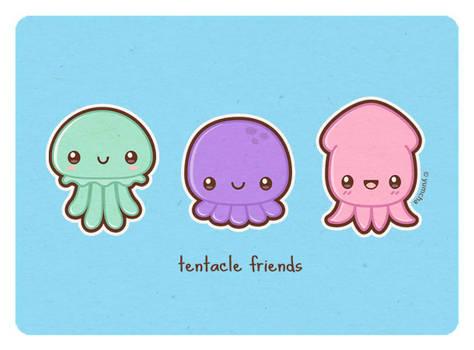 Tentacle Friends