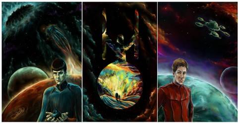 Star Trek - destiny by Yukito4ka