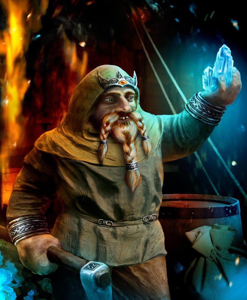 Dwarf by to4kavozvrata