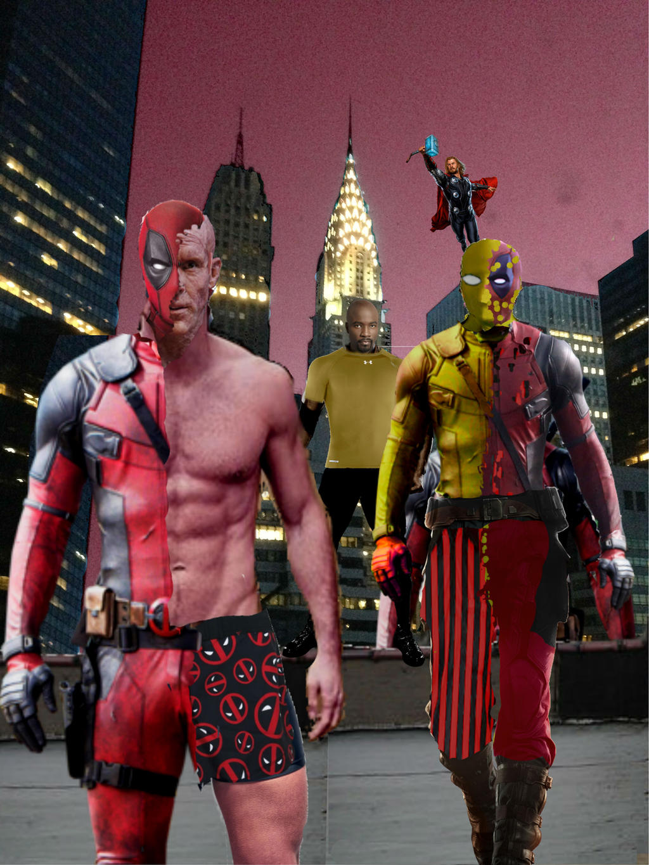 Deadpool / Characters - TV Tropes