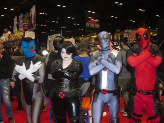 X-FORCE! NOT WAKANDA FOREVER!!! by Darth-Slayer