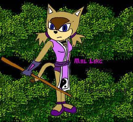 Mei-Ling the Siames Cat by MidnightPrime by Soul-the-Mysterious