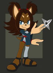 Rudra the Hedgehog