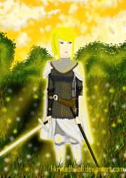 Jeanne D'Arc by FikryFadhillah
