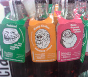 Le Monkey Face Coolers