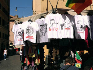 Le Monkey Trouble T-shirt