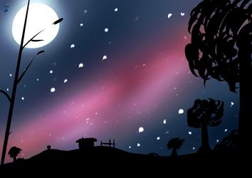 Night/Noche by SpritesDbz2000