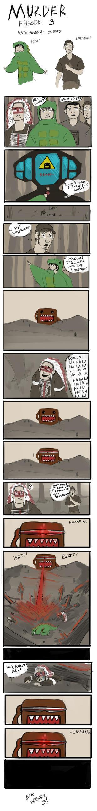 Mindcrack MURDER! Part 3 by Ismarus