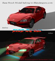 _Mazda RX-8 Mod_
