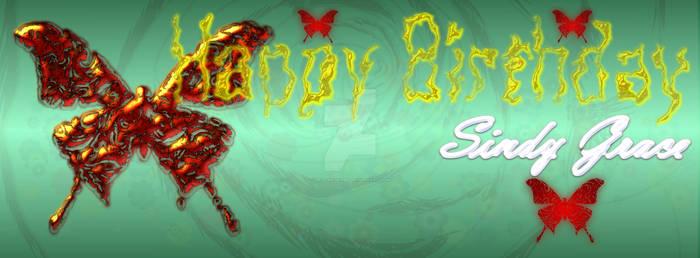 _Happy Birthday Sindy_