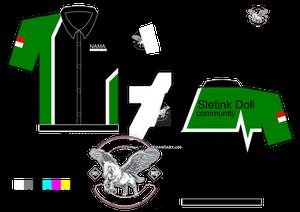 [[Project]] Sletink Doll Shirt Design