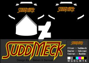 [[Project]] SuddMeck T-Shirt Design