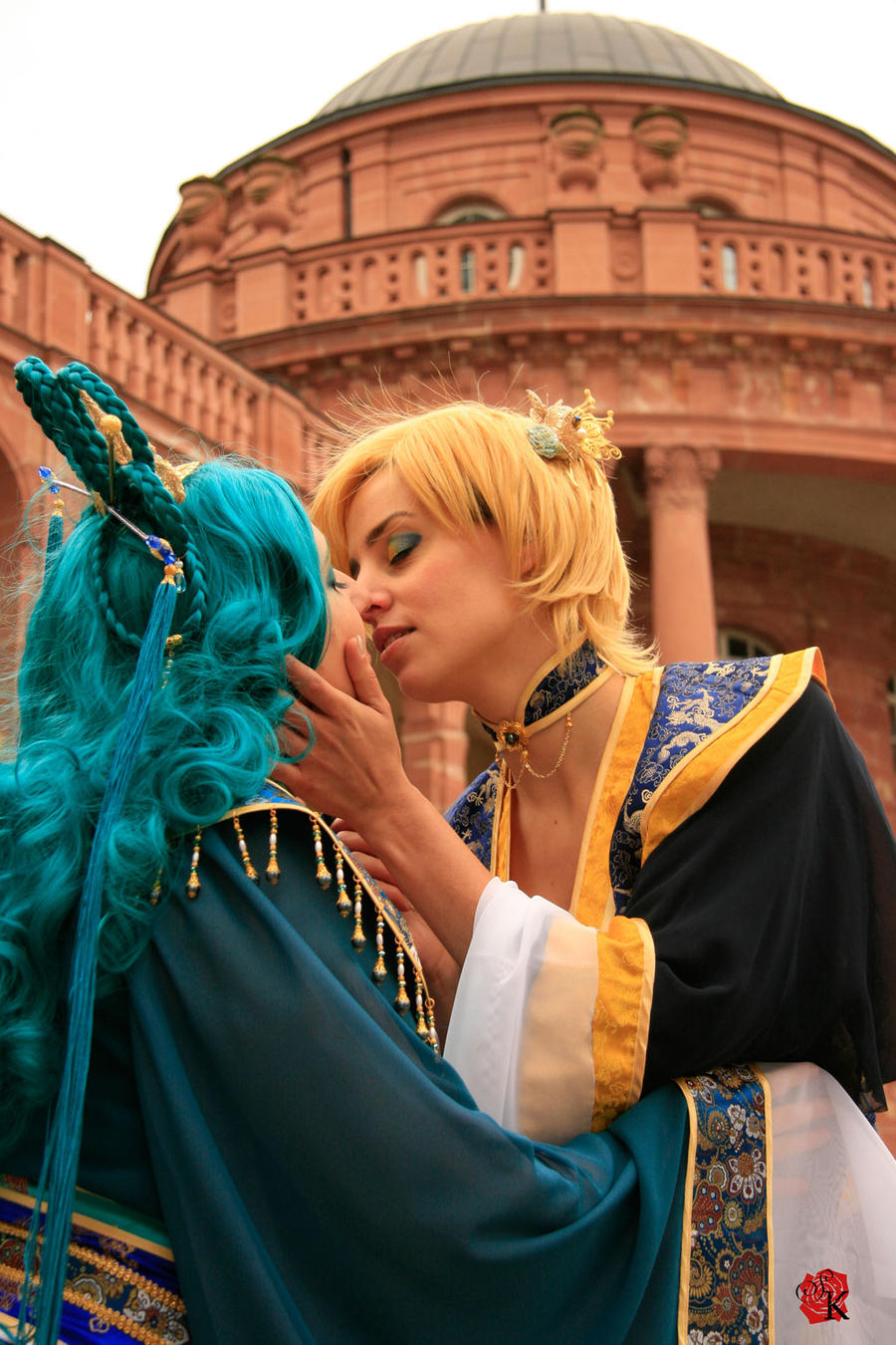 Her Majesty Romance by SezuCosplay