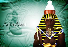 ANKH-ATON by yangzeninja