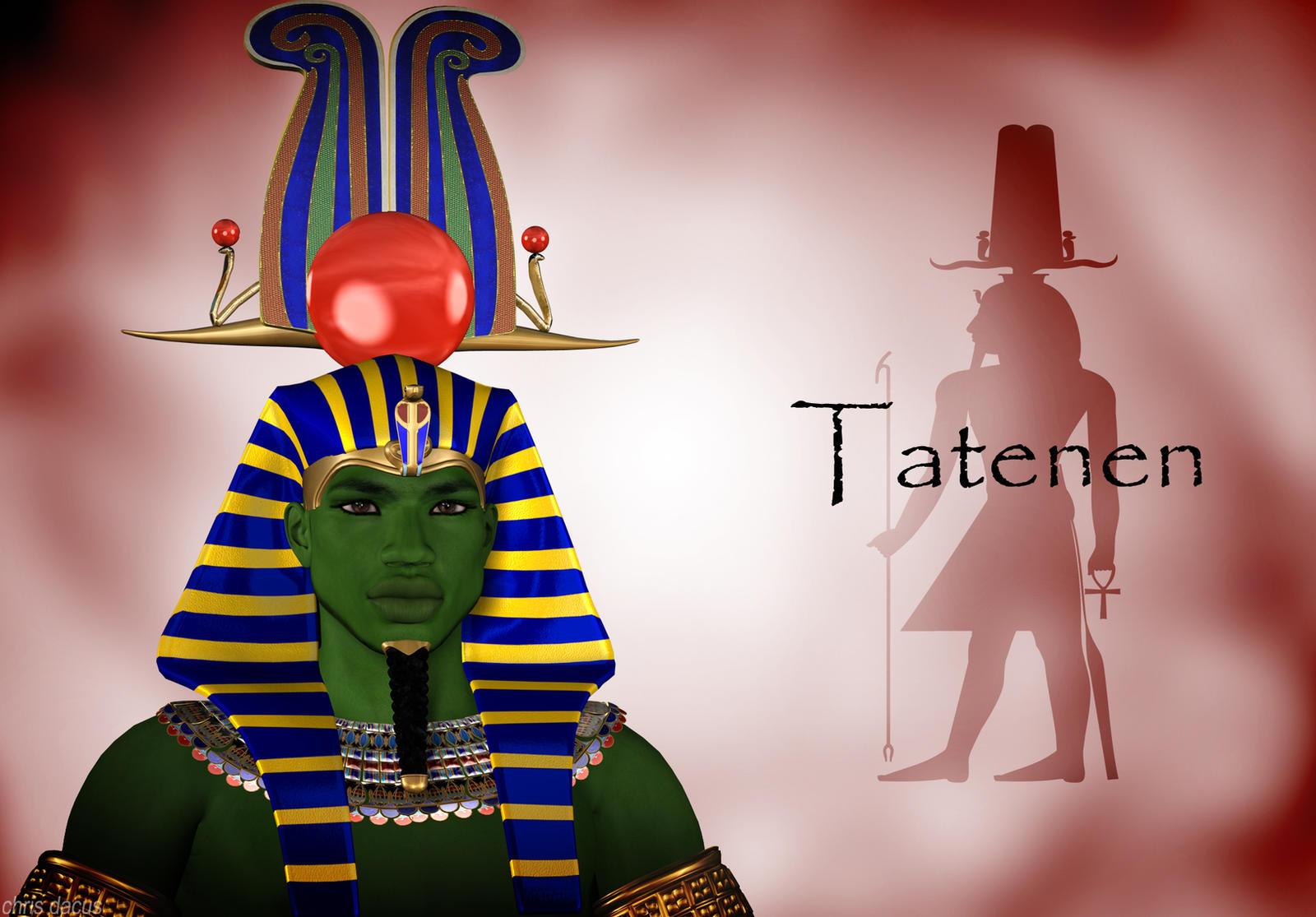 tatenen by yangzeninja on deviantart