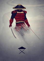 The Samurai by yangzeninja