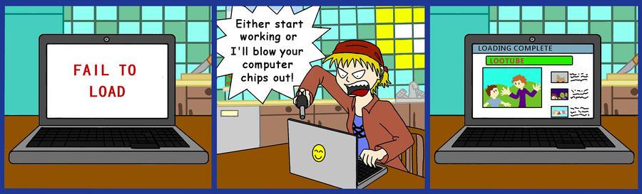 humon vs computer
