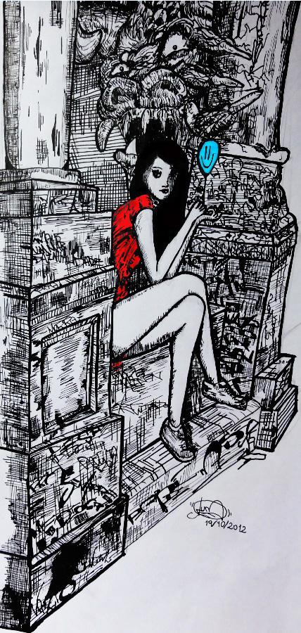 Rua! by JumKom