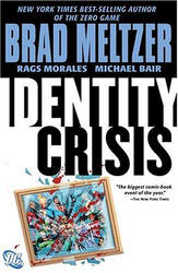 Identity Crisis Printed Cover