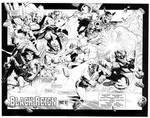 Hawkman No.25 pg. 2+3