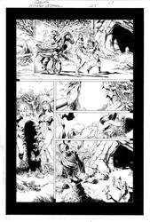 Wonder Woman No. 215 pg.17