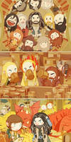 little LotR and tH