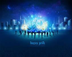 ramadn by MuTnAsEq