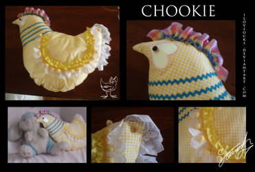 CHOOKIE by Ilovesocks