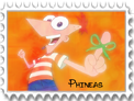 Phineas Flynn :Stamp: by sabakunoozura