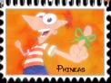 Phineas Flynn :Stamp: by sabakunoozura