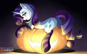 Rarity Halloween