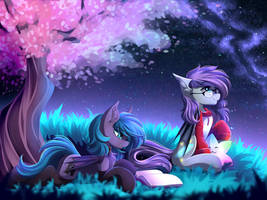 Commission\128\ by AiriniBlock